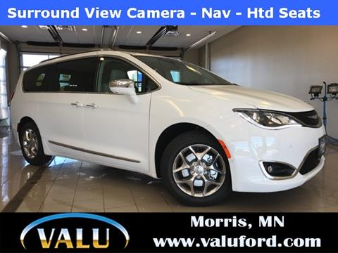 2018 Chrysler Pacifica for sale in Morris, MN