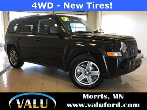 2009 Jeep Patriot for sale in Morris, MN