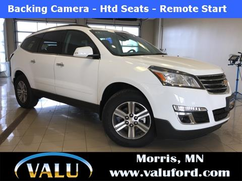 2017 Chevrolet Traverse for sale in Morris, MN