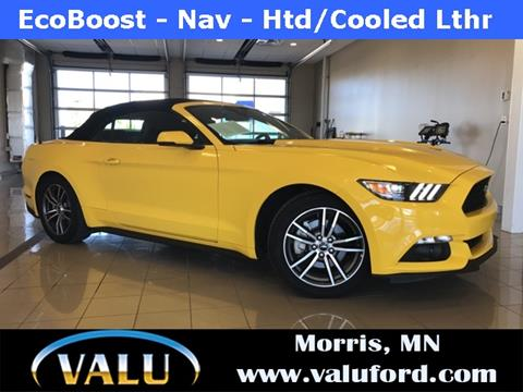 2017 Ford Mustang for sale in Morris, MN