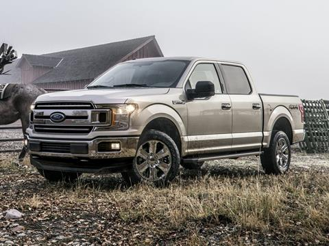 2018 Ford F-150 for sale in Morris, MN