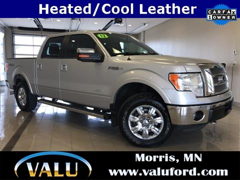 2012 Ford F-150 for sale in Morris, MN