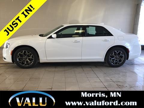 2018 Chrysler 300 for sale in Morris, MN