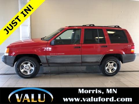 1998 Jeep Grand Cherokee for sale in Morris, MN