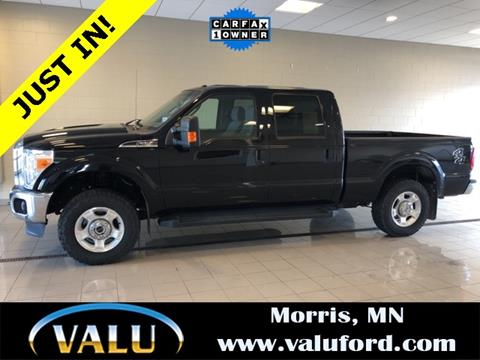 2016 Ford F-250 Super Duty for sale in Morris, MN