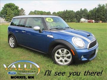 2008 MINI Cooper Clubman for sale in Morris, MN