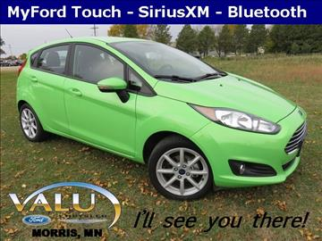 2015 Ford Fiesta for sale in Morris, MN