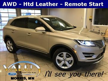 2015 Lincoln MKC for sale in Morris, MN