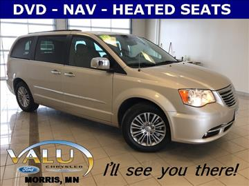 2014 Chrysler Town and Country for sale in Morris, MN