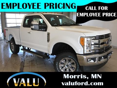 2017 Ford F-250 Super Duty for sale in Morris, MN