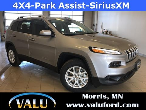 2017 Jeep Cherokee for sale in Morris, MN