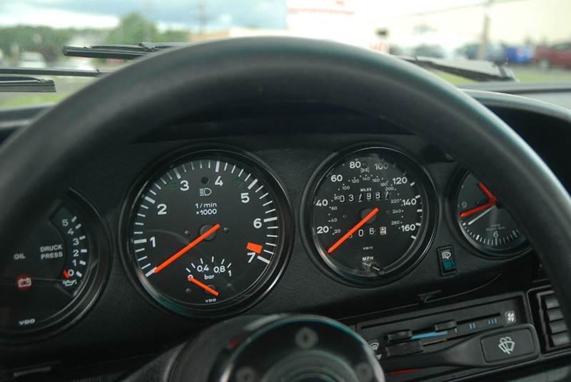 1988 Porsche 911 Carrera Turbo 2dr Coupe - Bensalem PA