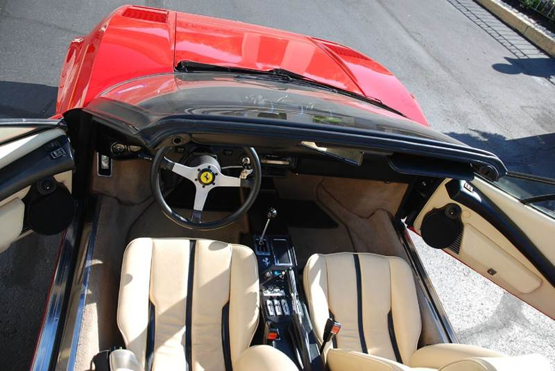 1979 Ferrari 308 GTS for sale at Professional Automobile Exchange in Bensalem PA
