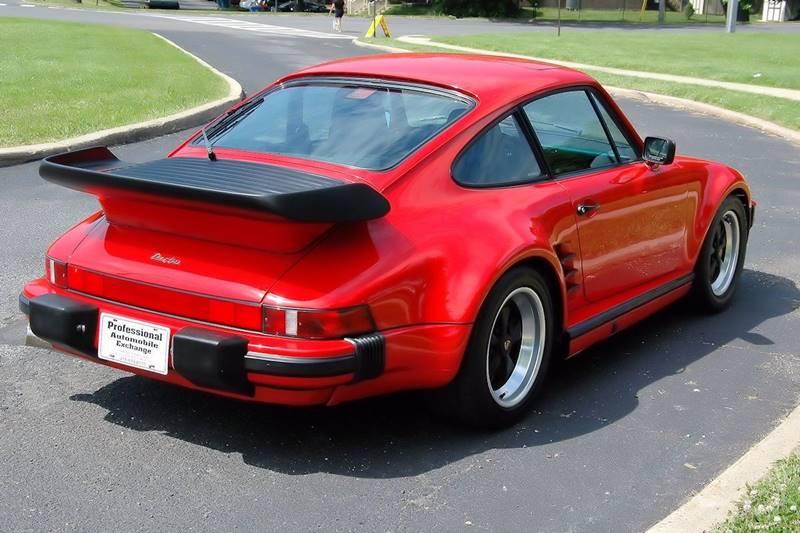 1988 Porsche 911 930 slantnose m505 - Bensalem PA