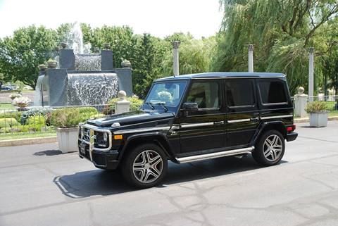 2013 Mercedes-Benz G-Class for sale at Professional Automobile Exchange in Bensalem PA