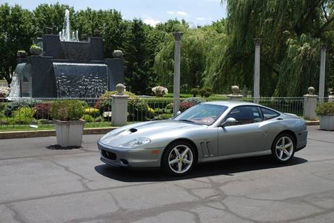 2003 Ferrari 575M for sale at Professional Automobile Exchange in Bensalem PA