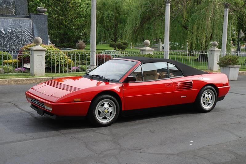 1992 Ferrari Mondial-T Cabriolet  - Bensalem PA