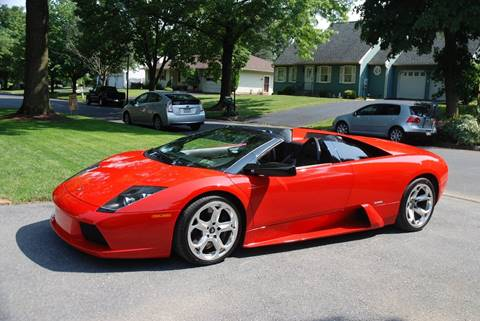 2005 Lamborghini Murcielago for sale at Professional Automobile Exchange in Bensalem PA
