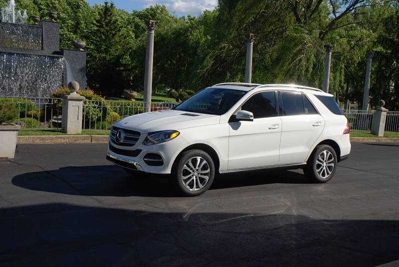 2016 Mercedes-Benz GLE for sale at Professional Automobile Exchange in Bensalem PA