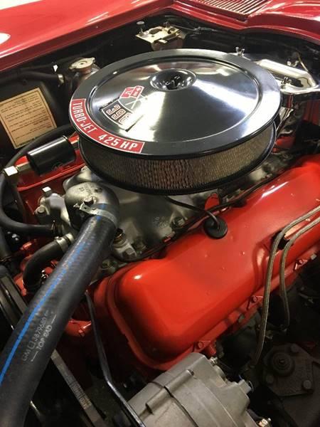 1965 Chevrolet Corvette 396/425hp - Bensalem PA
