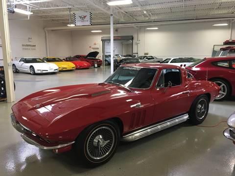 1965 Chevrolet Corvette for sale at Professional Automobile Exchange in Bensalem PA
