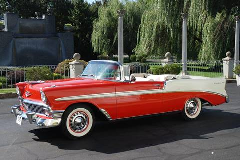 1956 Chevrolet Bel Air for sale at Professional Automobile Exchange in Bensalem PA
