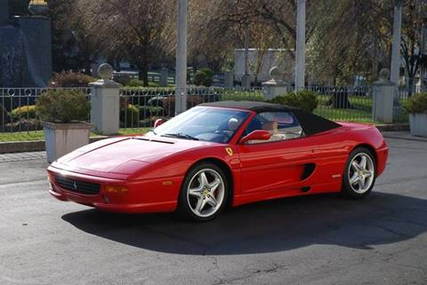 Ferrari F355 For Sale in Acton, MA - Carsforsale.com
