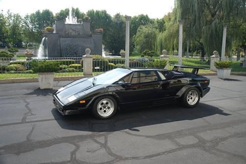 Lamborghini Countach For Sale In Arlington Tx Carsforsale Com