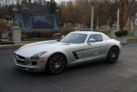 Mercedes-Benz SLS AMG For Sale in Harvey, IL - Carsforsale.com