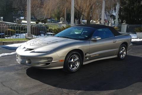 1999 Pontiac Firebird for sale in Bensalem, PA