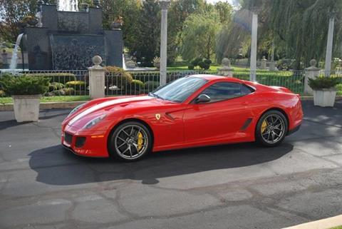 2011 Ferrari 599 GTO for sale in Bensalem, PA