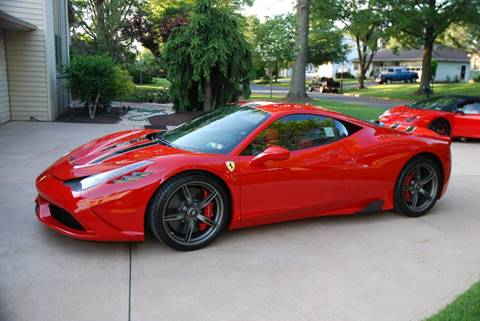2015 Ferrari 458 Speciale for sale in Bensalem, PA