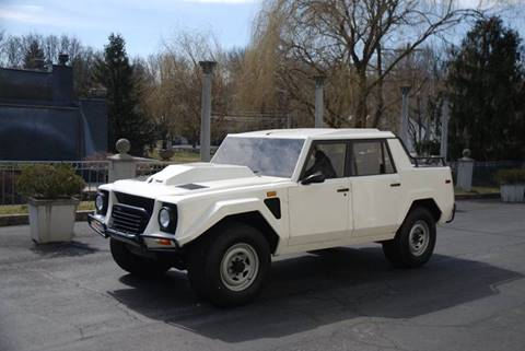 1988 Lamborghini Lm002 for sale at Professional Automobile Exchange in Bensalem PA