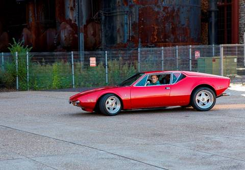 1972 De Tomaso Pantera for sale in Bensalem, PA