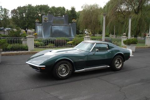 1971 Chevrolet Corvette for sale at Professional Automobile Exchange in Bensalem PA