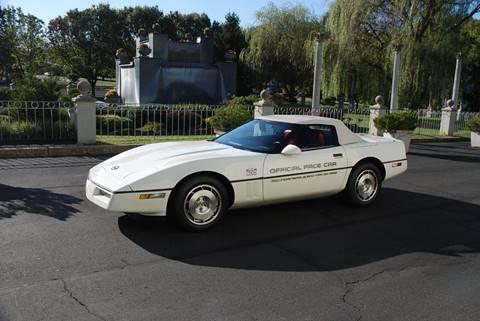 1986 Chevrolet Corvette for sale at Professional Automobile Exchange in Bensalem PA