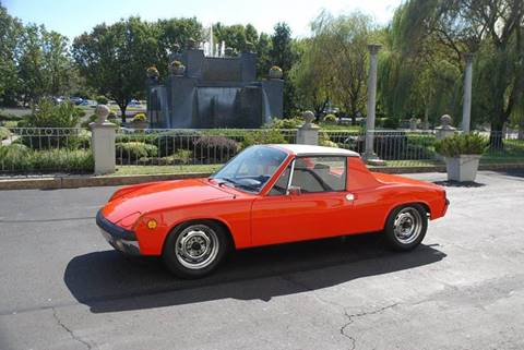 1972 Porsche 914 For Sale In Bensalem Pa