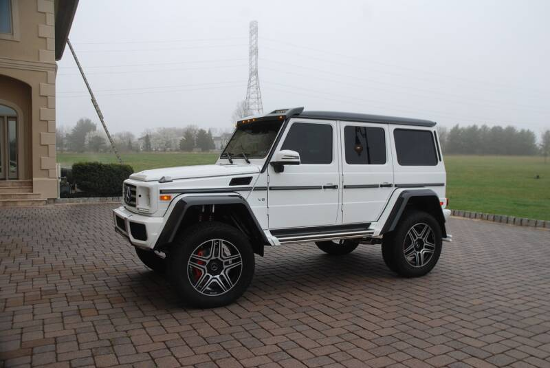 2017 Mercedes-Benz G-Class for sale at Professional Automobile Exchange in Bensalem PA