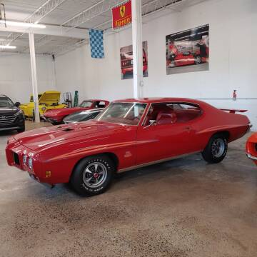 1970 Pontiac GTO for sale at Professional Automobile Exchange in Bensalem PA