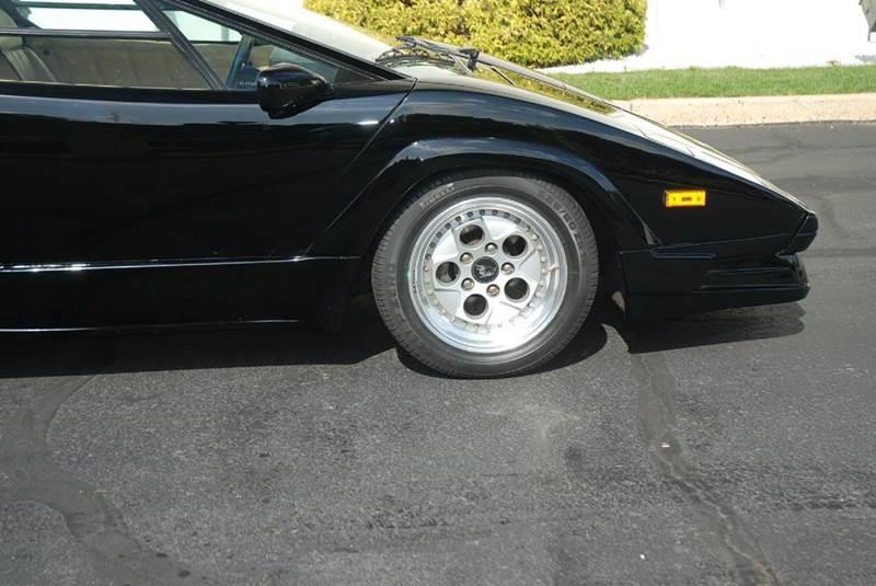 1989 Lamborghini Countach Anniversary - Bensalem PA