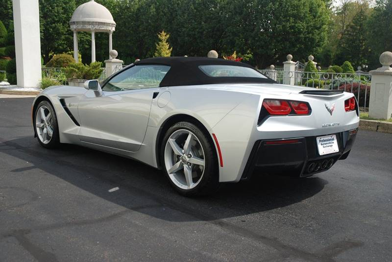 2015 Chevrolet Corvette for sale at Professional Automobile Exchange in Bensalem PA