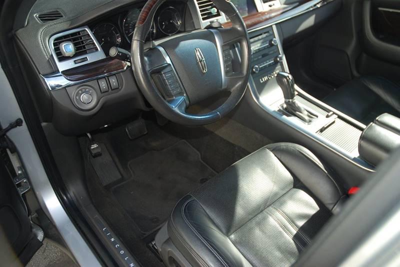 2012 Lincoln MKS AWD 4dr Sedan - Bensalem PA