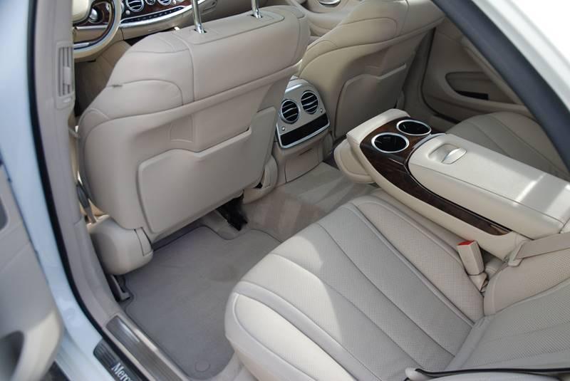 2015 Mercedes-Benz S-Class AWD S 550 4MATIC 4dr Sedan - Bensalem PA
