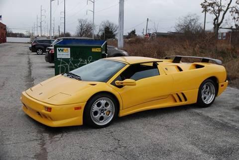 1997 Lamborghini Diablo for sale in Bensalem, PA