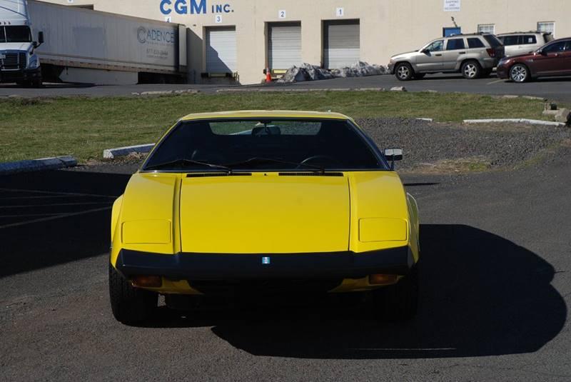 1974 De Tomaso Pantera  - Bensalem PA