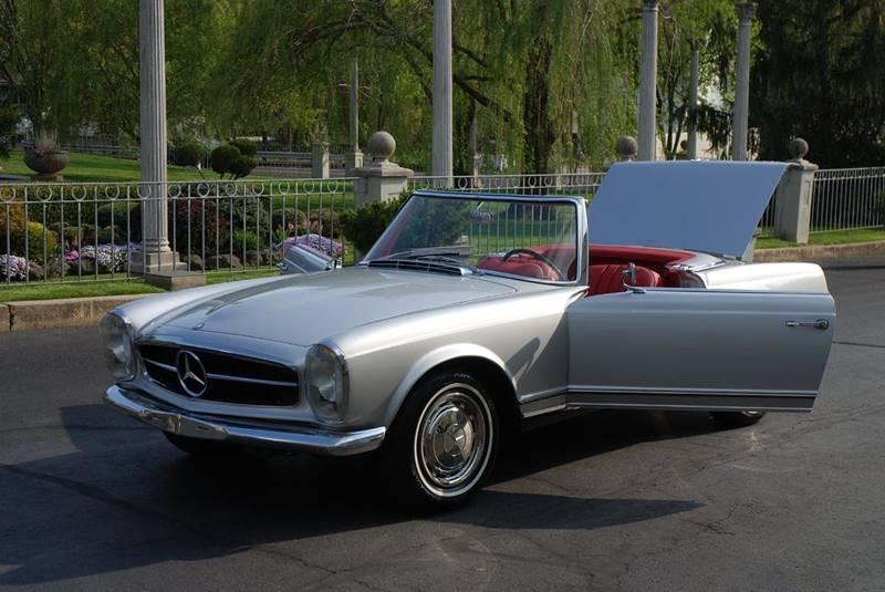 1967 Mercedes-Benz SL-Class  - Bensalem PA