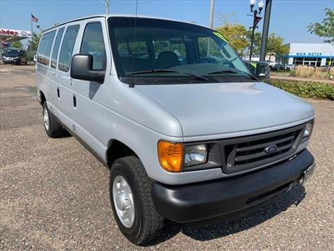 2007 Ford E-Series Wagon for sale in Anoka, MN