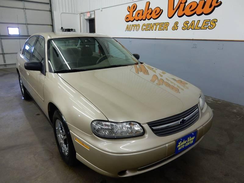 2005 Chevrolet Classic Fleet 4dr Sedan In Oshkosh Wi Lake View