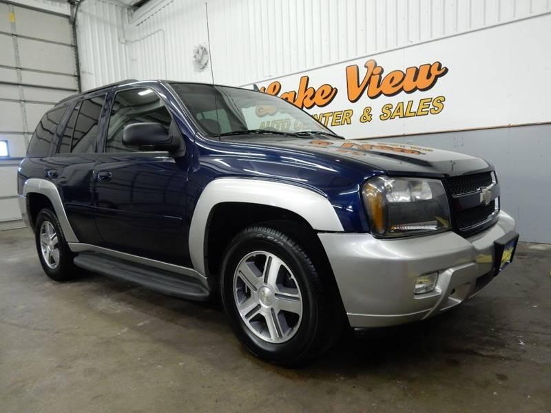 2007 Chevrolet Trailblazer Ls 4dr Suv 4wd In Oshkosh Wi
