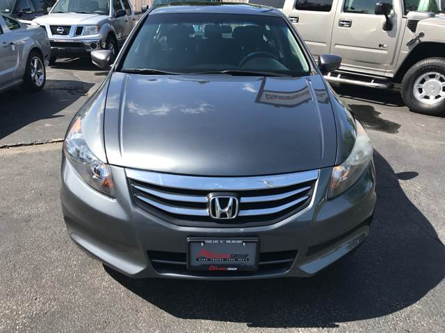2011 Honda Accord EX 4dr Sedan 5A - Vineland NJ